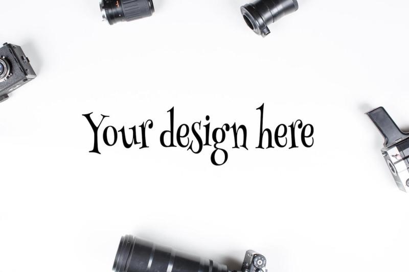 photo-equipment-mockup