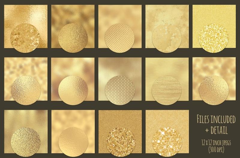 subtle-gold-backgrounds