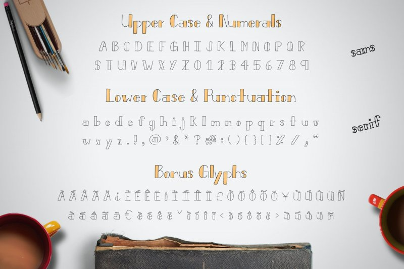 bistro-sans-and-serif-extras