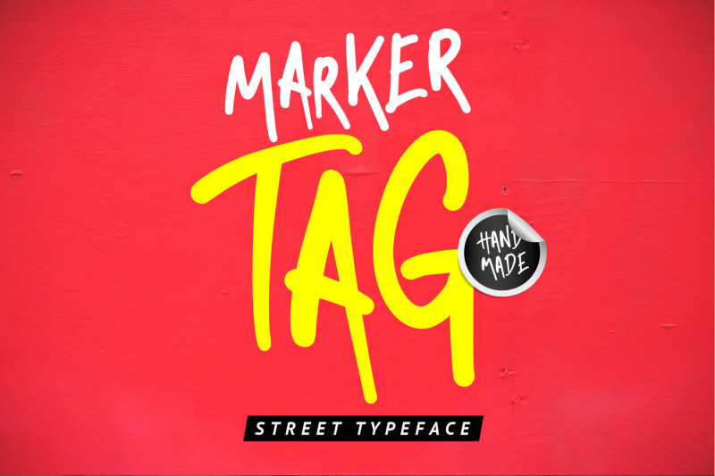 marker-tag