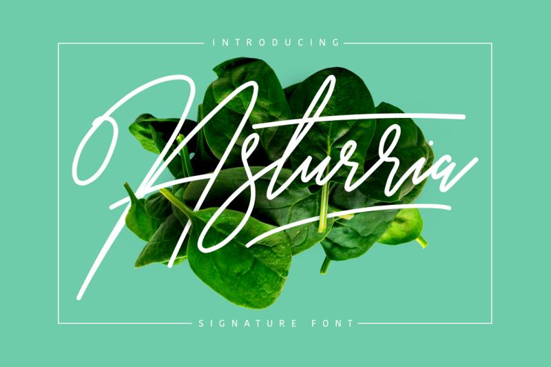 asturria-signature