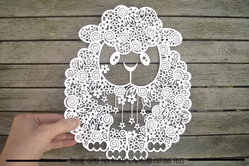 sheep-paper-cut-svg-dxf-eps-files