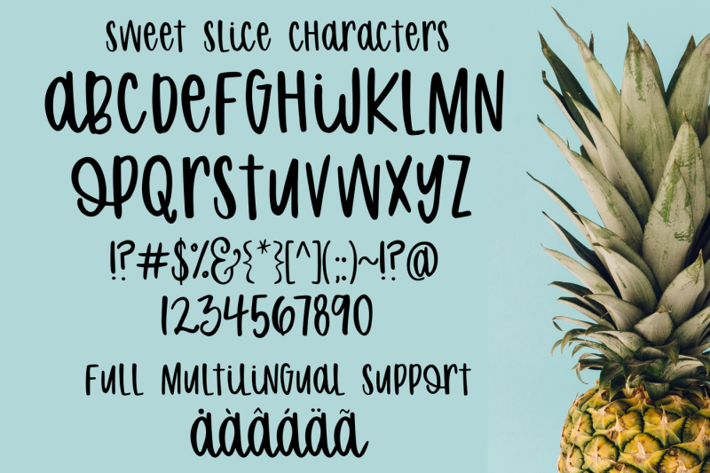 sweet-slice-mixed-case-font