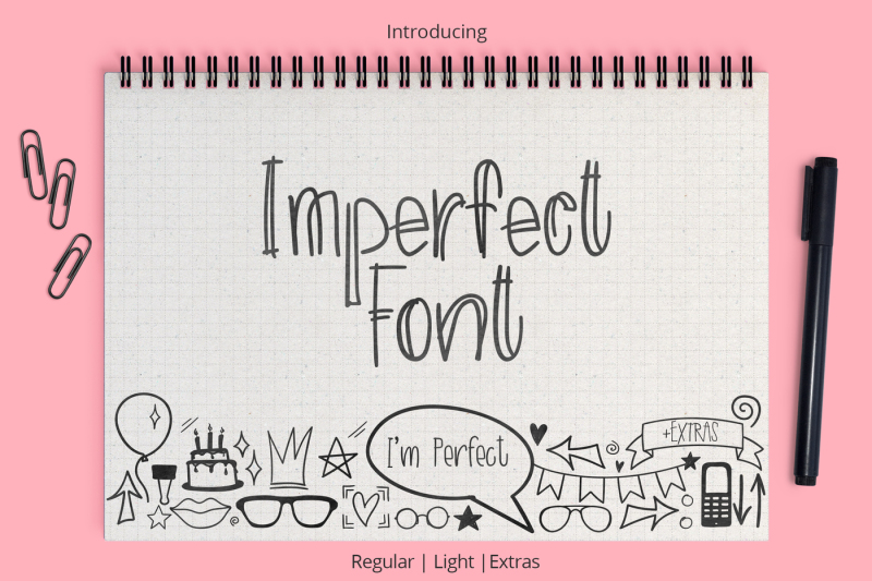 imperfect-font-family