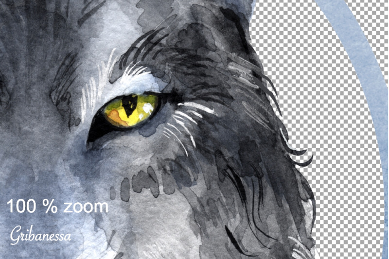 wolf-2-watercolor