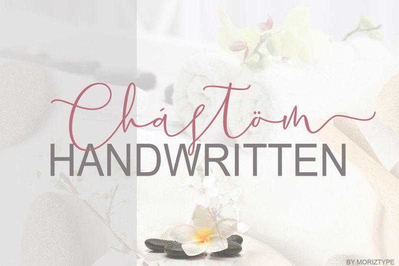 chastum-handwritten