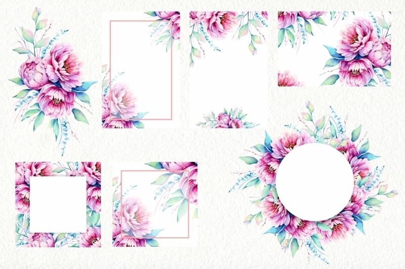 peonies-watercolor-set