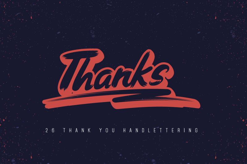 thanks-dingbats