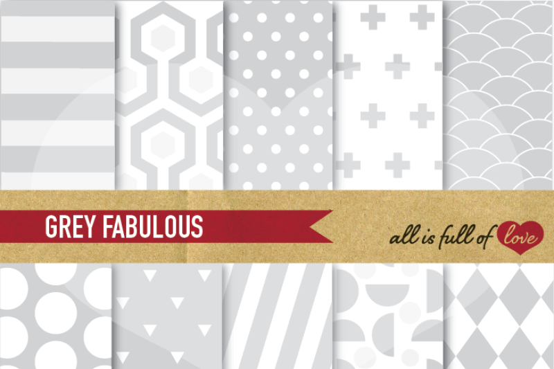 grey-digital-paper-pack-background-sheets
