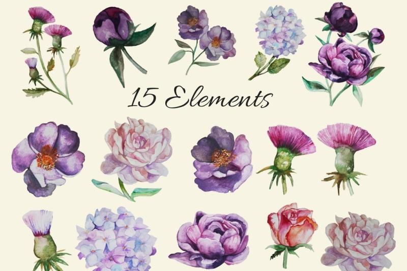 romantic-peonies-watercolor-set