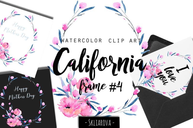 california-frame-4
