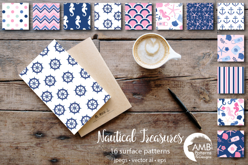 nautical-treasures-patterns-papers-amb-1399
