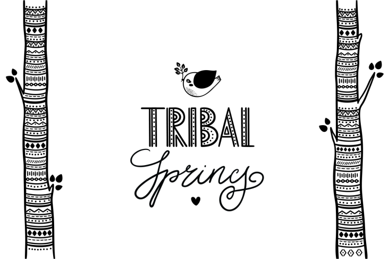 tribal-spring