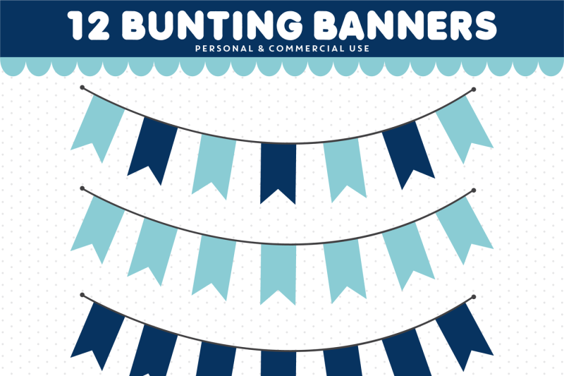 bunting-clipart-banner-clipart-pennant-clipart-cl-1533
