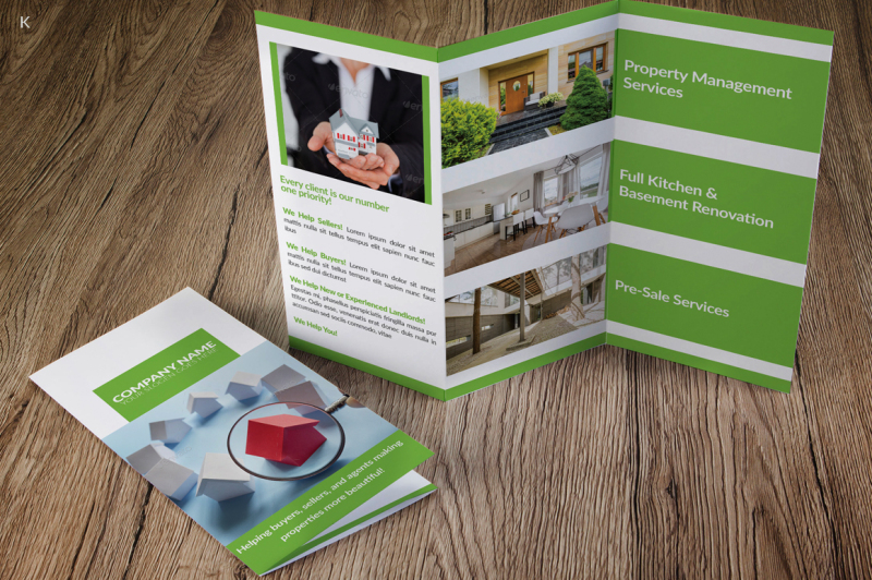 real-estate-trifold-template