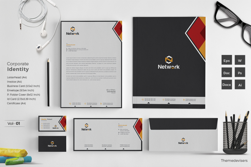 corporate-identity-stationery-pack