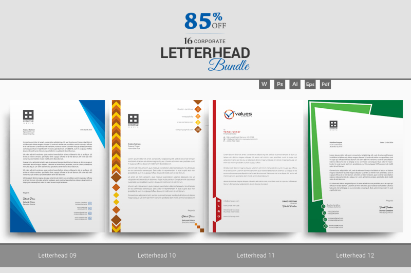 corporate-letterhead-bundle