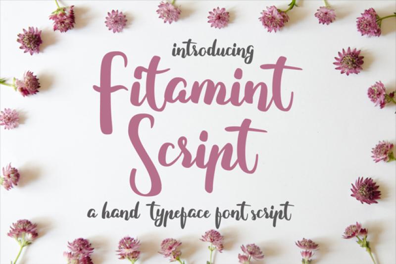 fitamint-script