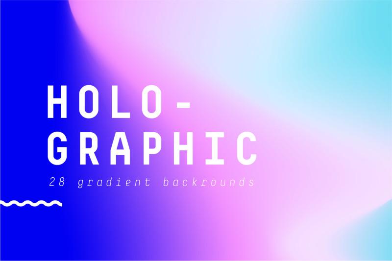 holographic-gradients