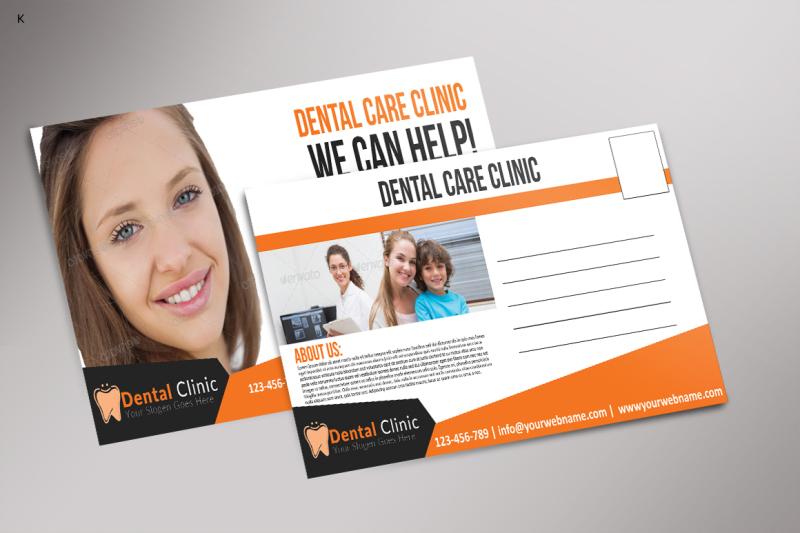 dental-care-postcard