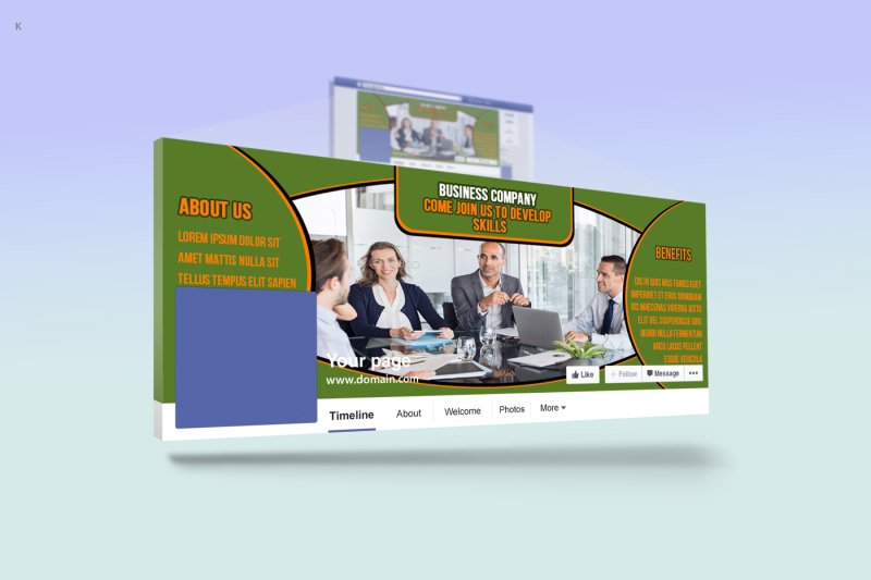 business-fb-cover-template