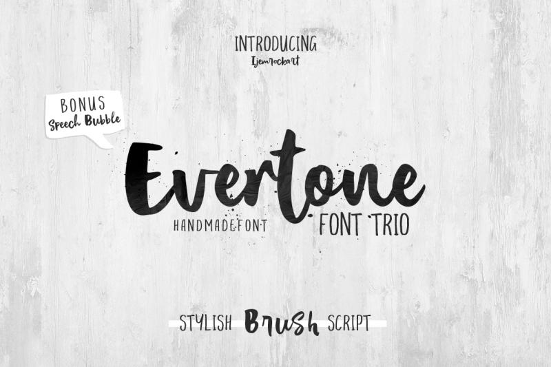 evertone-font-trio