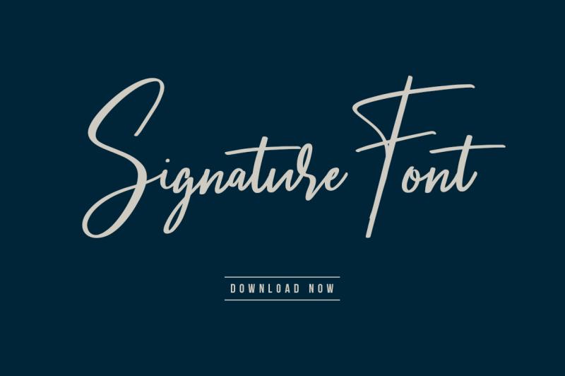 smith-allison-signature-font