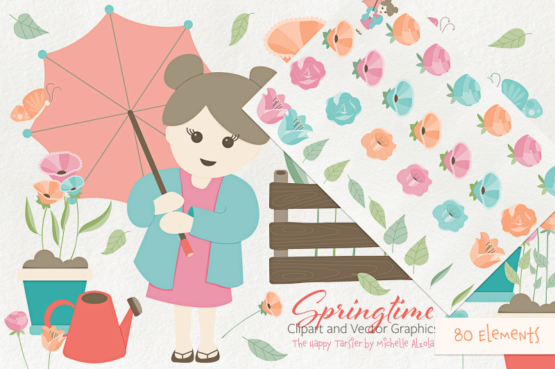 springtime-01-flower-clipart-and-vectors