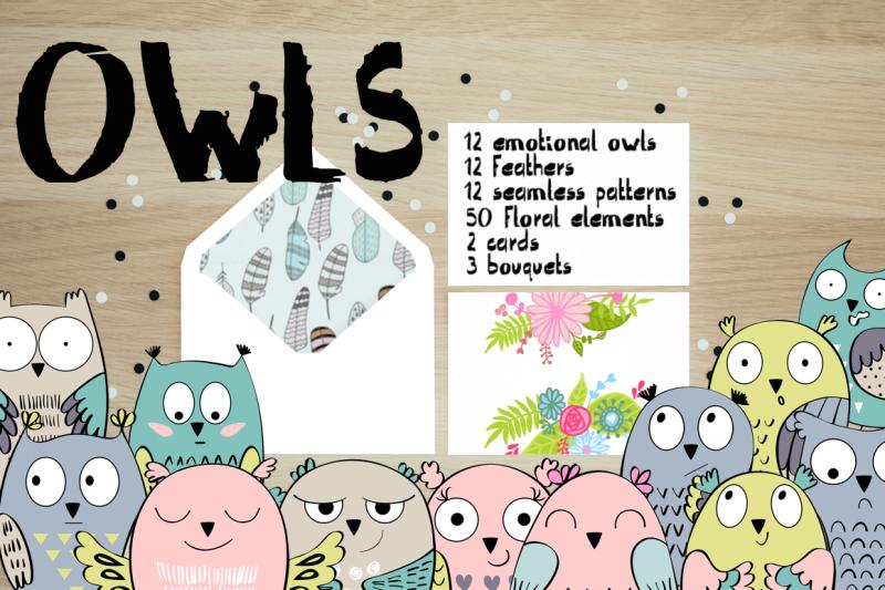cute-owls-kit