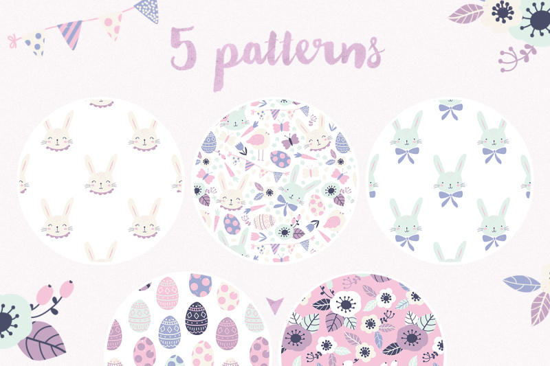 easter-patterns-clip-art-and-lettering