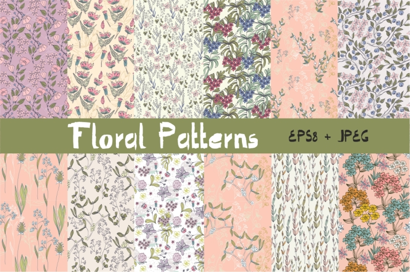 spring-floral-patterns
