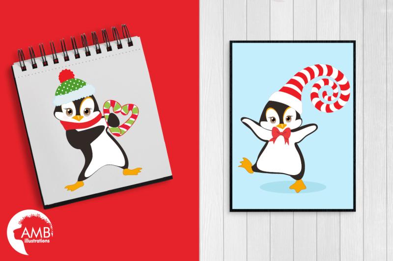 winter-penguins-clipart-graphics-illustrations-amb-307