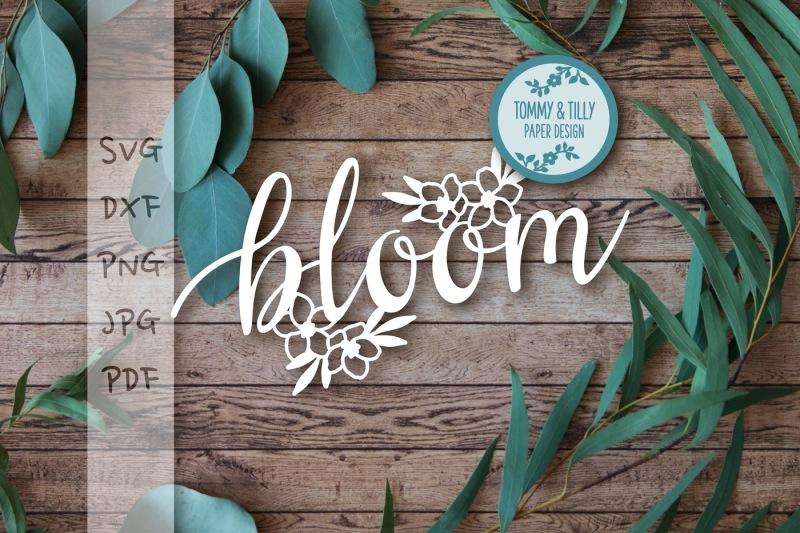 bloom-svg-dxf-png-pdf-jpg