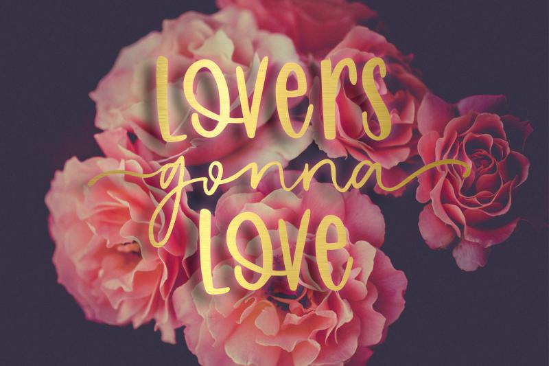 valentine-symbols-font