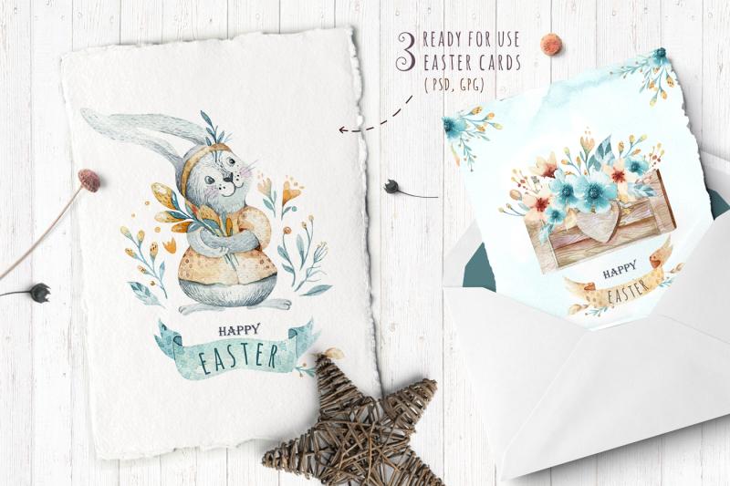 easter-cute-bunny-ii
