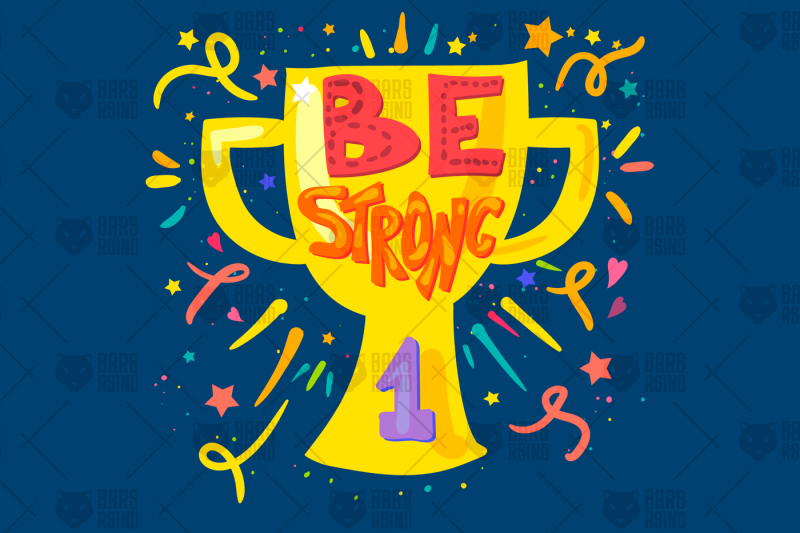 be-strong