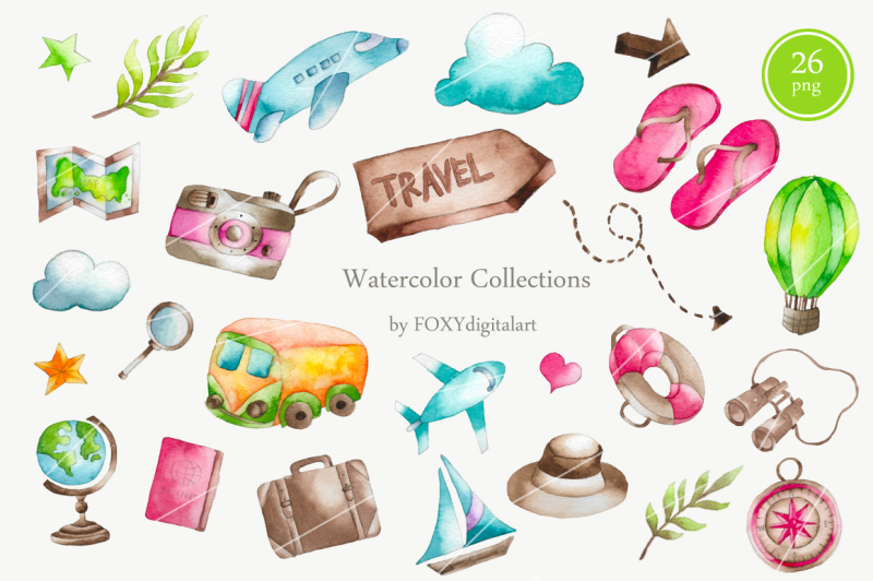 watercolor-travel-vacation-clipart