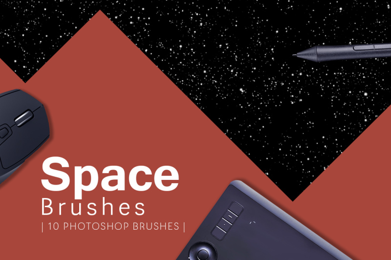 space-brushes