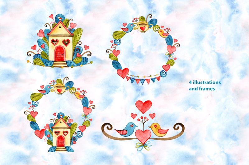 watercolor-valentine-s-day-set