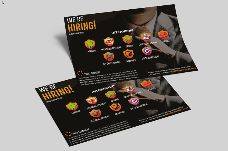 hiring-flyer-template