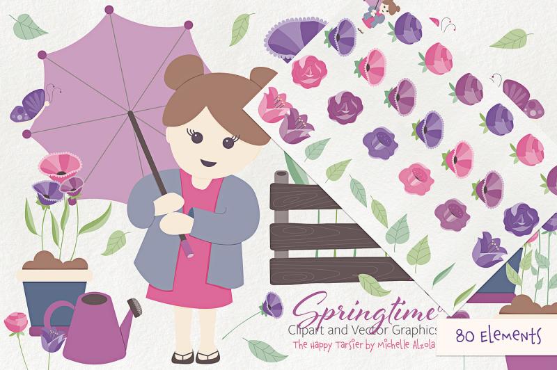 springtime-02-flower-clipart-and-vectors