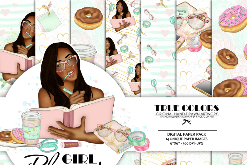 african-american-planner-girl-afro-american-fashion-illustration