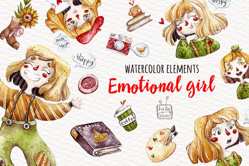 watercolor-emotional-girl