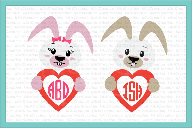 bunny-monogram-svg-file-easter-bunny-svg-bunny-monogram-iron-on