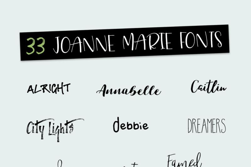 font-bundle-and-logo-bundle