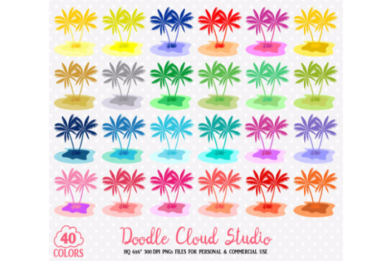 40-colorful-tropical-island-clipart-travel-summer-holyday-sea-cliparts