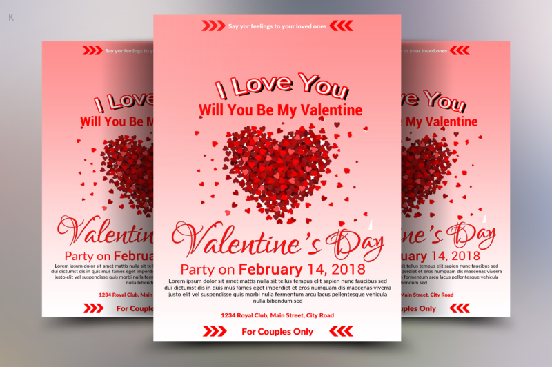 valentine-s-day-flyer-template