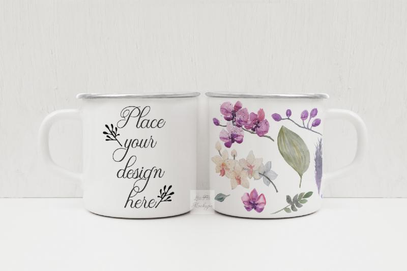 2-camping-mug-mockup-enamel-metal-mugs-mock-ups-template-psd-mockups