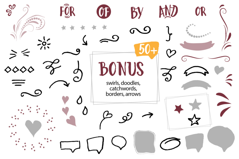 woopie-a-hand-lettered-font