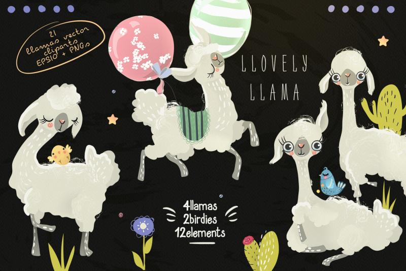 llovely-llamas
